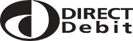The Direct Debit logo