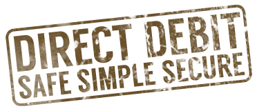 Direct Debit, Safe Simple Secure
